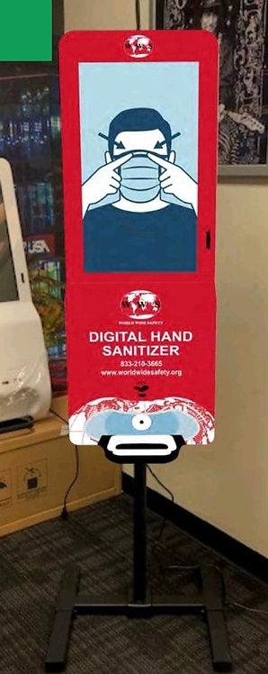 Digital Hand Sanitizer