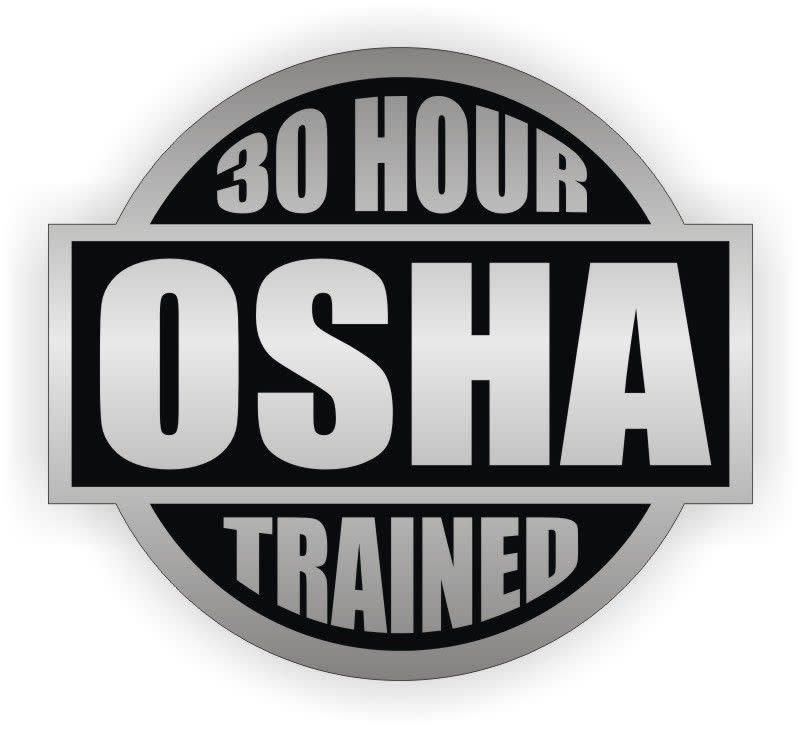 OSHA 30-Hour Course (ENGLISH)