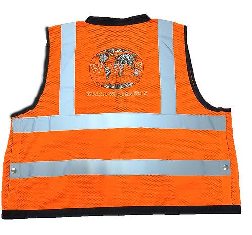 Safety Vest (Orange)
