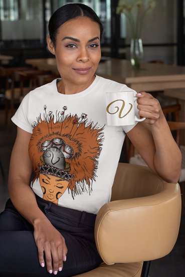 t-shirt-mockup-of-a-woman-sitting-on-a-c