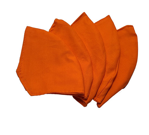 Face Mask (Orange)