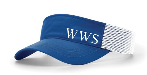 WWS Mesh Snapback Visor