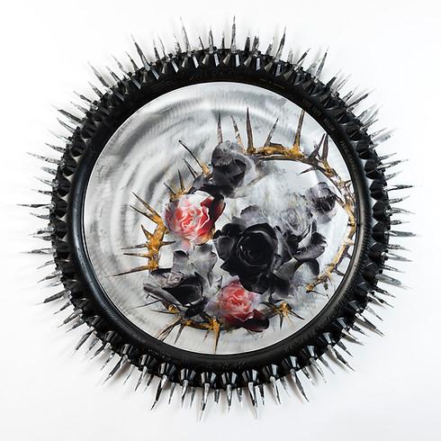 Les Corps Céleste 3 / collaboration avec l'artiste Yann Normand