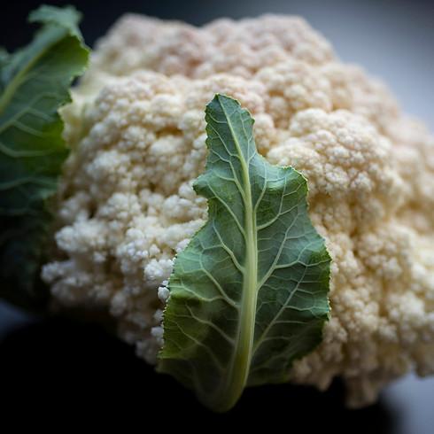 Chou-fleur - Plumes et Légumes