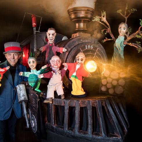 Louis Bergeron - Marionnettes du bout du monde