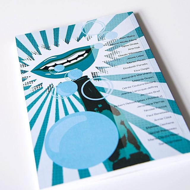 Livre des 30 ans / graphisme et édition