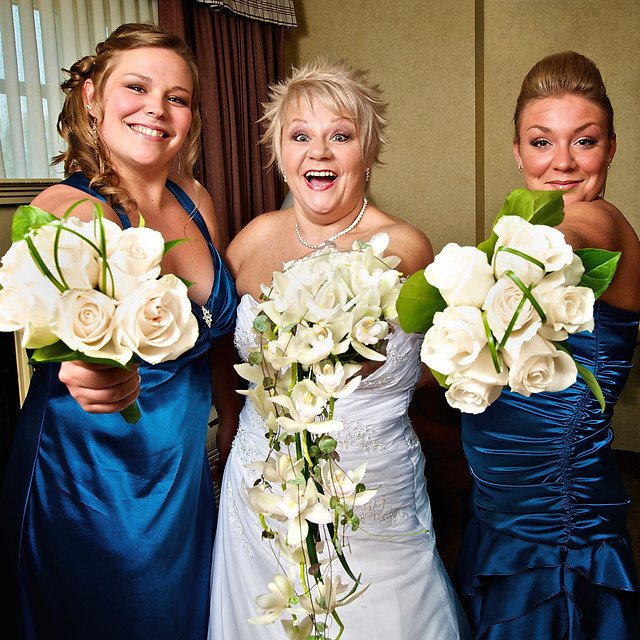Lynda et ses filles