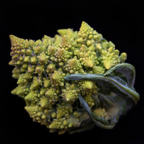 Chou romanesco-  Plumes et légumes