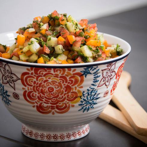 Salade libanaise de Valérie