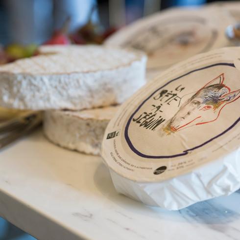 Lancement de nouveaux produits / Fromagerie de l'Île-Aux-Grues