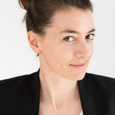 Marie-Ève Plamondon, conseillère communication web