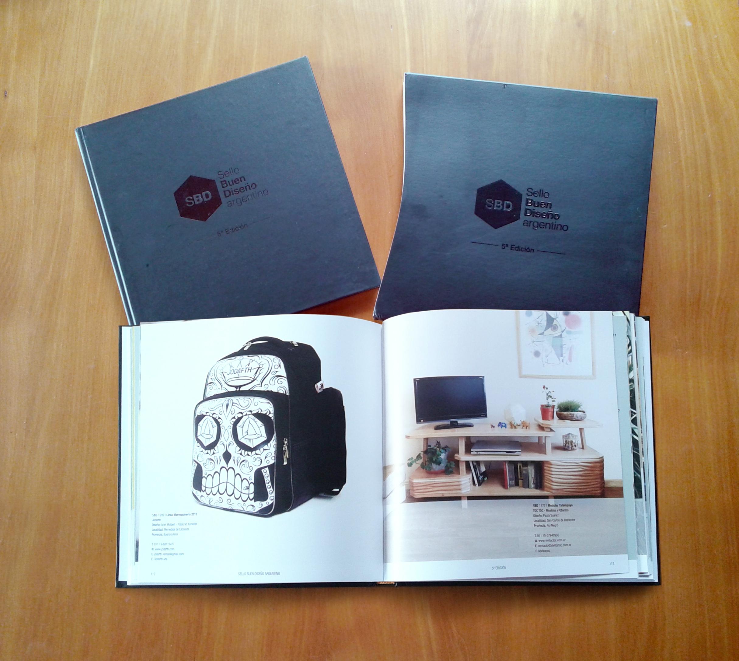 Sello Buen Diseño Argentino 2015