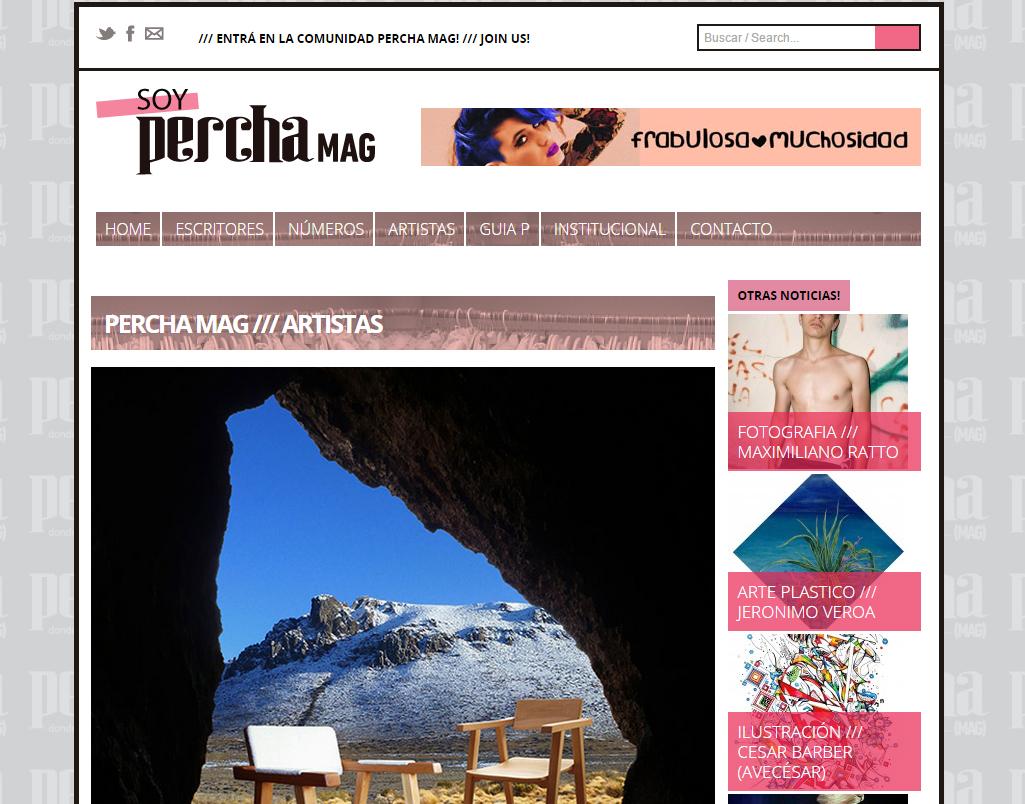 Percha Mag