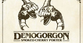 Get your Demogorgon on at Four Stacks Brewing Co ...STRATHMORE'S RIVERSIDE ENTERTAINMENT DISTRICT