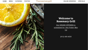 Strathmore Celebrates the Grand Opening of Riverview's Rosemary Grill Restaurant