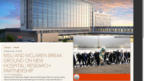 Strathmore's Red Cedar Flats Benefiting From MSU's FRIB and McLaren's New $450M Medical Center