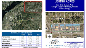 Strathmore Real Estate Group Commences Development of Ft Myers Retail Project