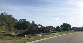 Strathmore Commences Site Work for Woodie's Car Wash in Riverview Florida