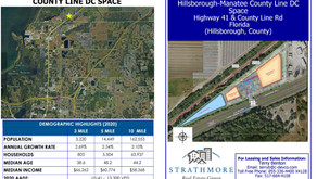 Strathmore Commences Development of Several Build to Suit Industrial Buildings in Port Manatee, Fl