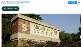 Strathmore Completes Final Phase of Red Cedar Flats in Time for Record MSU Fall Enrollment