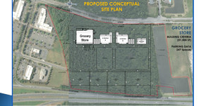 Strathmore Commences Development of 25 Acre Grocery Anchored Retail Center in Chesapeake, VA