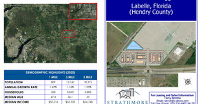 Strathmore Real Estate Group Announces New Retail Development in LaBelle, Florida