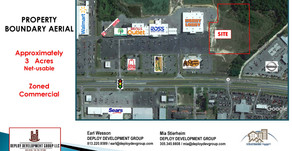 Strathmore Real Estate Group Commences Development of Retail Project in Waycross, Georgia