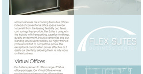 Flex Suites Opening Soon at Strathmore's Riverside Project