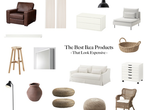 The Best Ikea Products... That Look Expensive