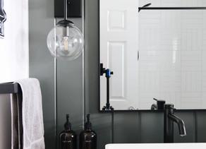 Our Hall Bathroom Reveal