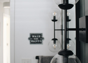 My Favorite Lighting Options For The Hall Bath + 20 Other (Great) Options