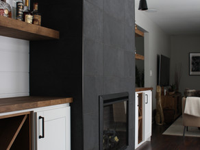 Fireplace Wall - How Much Did It Cost?