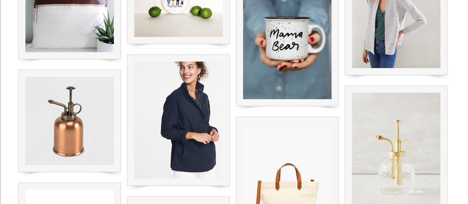 Life Lately + Mother's Day Gift Guide