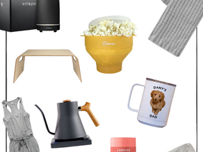 Homebody Gift Guide & All Things Cozy