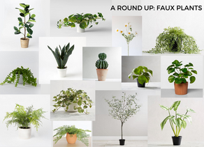 For The Plant Lover... Who Can't Keep Plants Alive - 40+ Faux Plants