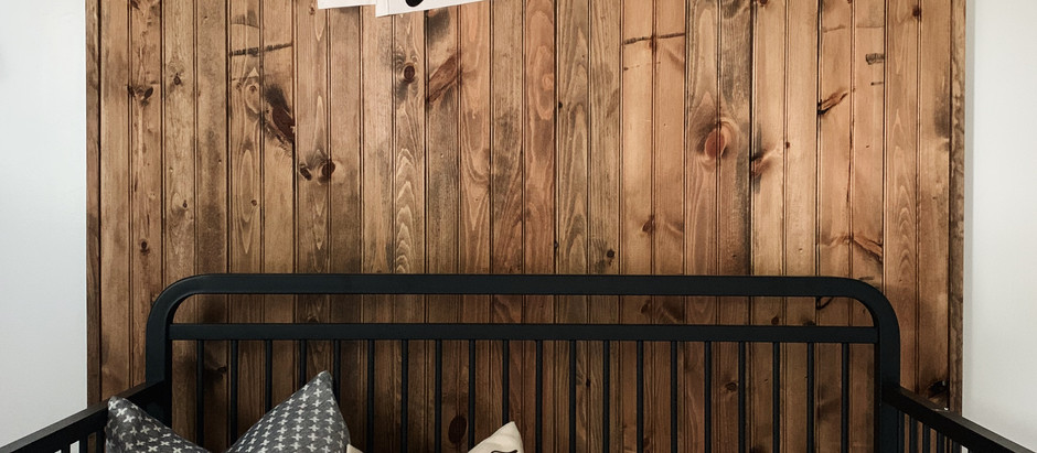Room Reveal: Baby Boy's Nursery