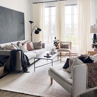 Madison's Living Room