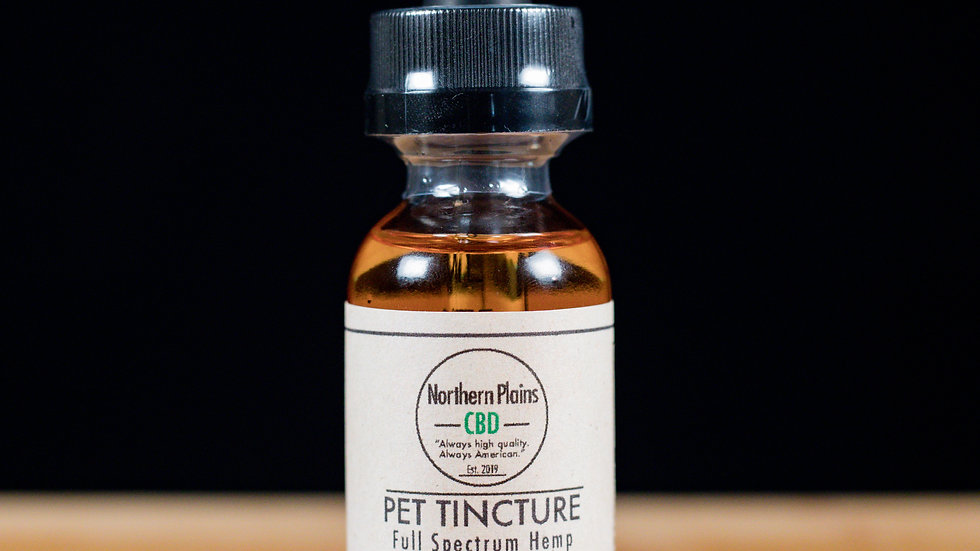 Hemp CBD Pet Tincture 500 mg