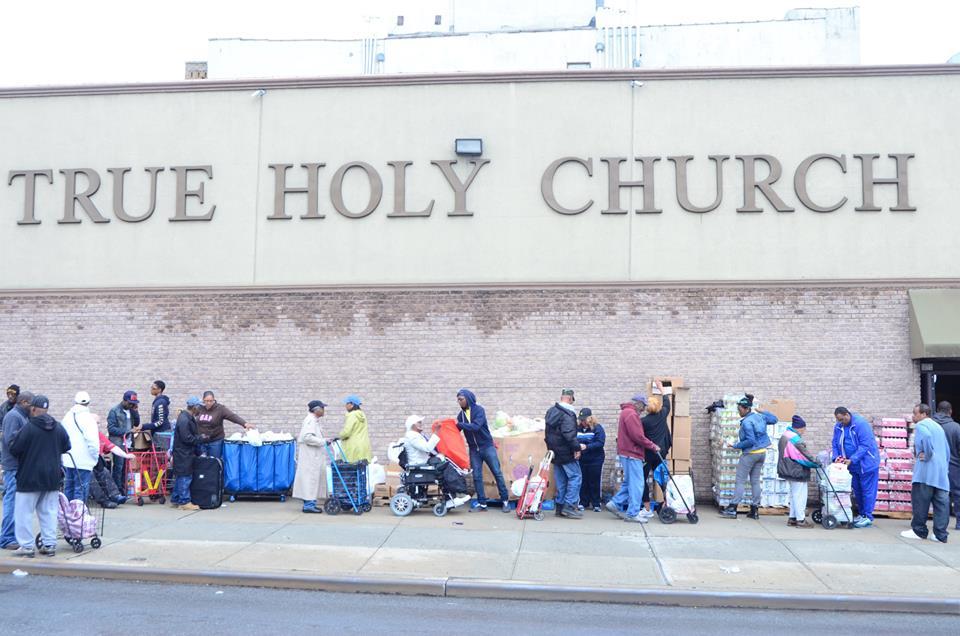 True Holy Church City of Refuge