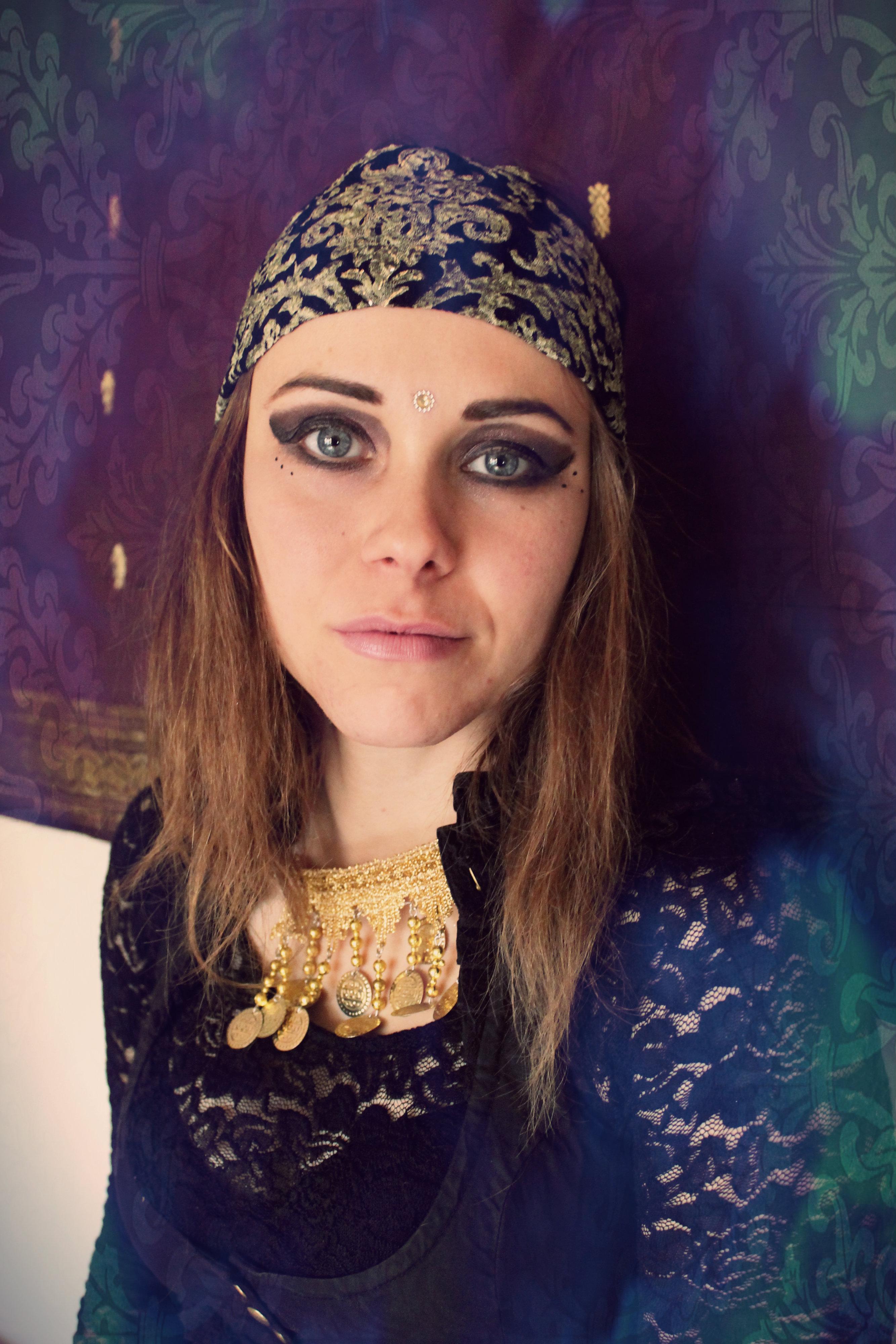 Angela Tarot Astrology BellyDancer