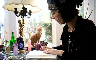"""Tara Tarot psychic tarot readings & more"""