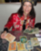 psychic tarot card reading astrology Toronto Tara Greene