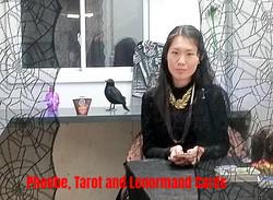 Tarot and Lenormand card reader