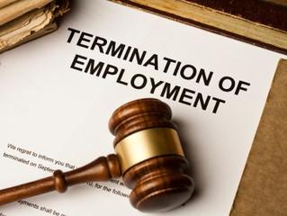 Employment Law: Termination