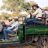 Safari Thornicroft Lodge