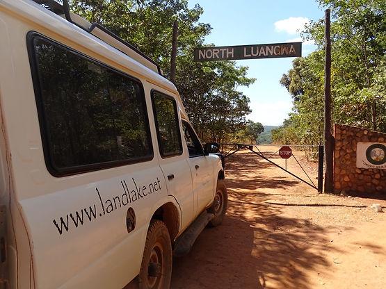 Zambia North Luangwa