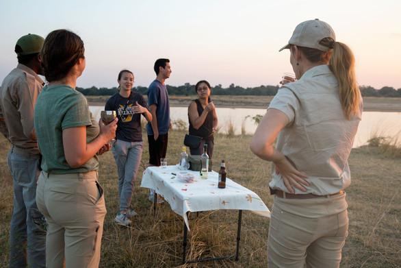 Sundowner Safari