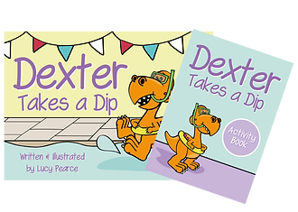 Dexter Takes a Dip - Value Pack