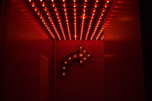 Luces rojas