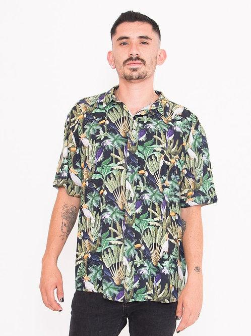 Camisa Tucanes Verde